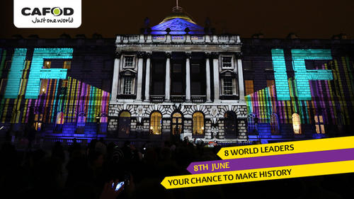 8 Leaders, 8 June - where will you be?