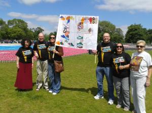 One of Middlesbrough Dioceses' #BigIF's in Hyde Park