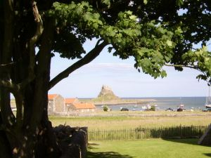 Holy Island, a very spiritual place